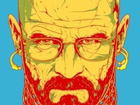 Breaking Bad Walter White mashup