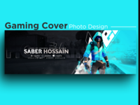 Cover photo Gaming / Banner Design for web / Gaming banner social media design youtube thumbnail sky instagram banners gaming website gamers game design fornite flat ui instagram post simple design instagram banner facebook cover facebook banner creative design branding banner design