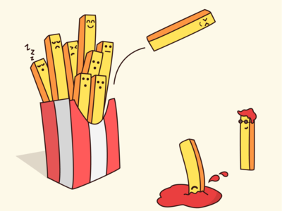 FRENCH FRIES SHOW