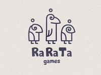 """Ra Ra Ta"" Logo"