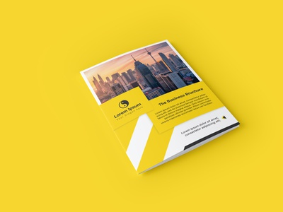 Multi-Page Brochure Cover