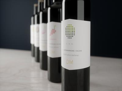 EVO, olive oil, classic flavour - Tenuta De Marcellis