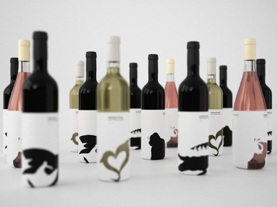 Kalahari's wine - group shot