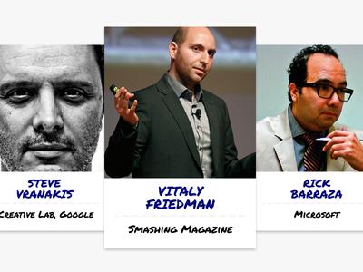 #digitized14 speakers detail digitized conference speaker detail smashingmagazine google microsoft event event event marker profile