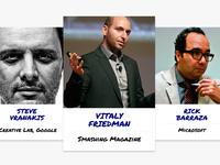 #digitized14 speakers detail