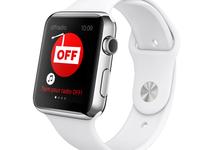 Apple Watch radio app design