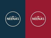 Cafe Neena's Identity