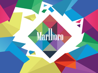 Marlboro Universal Advertising