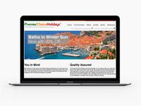 Premier Choice Website