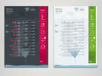 Bureau Oberhaeuser Calendar 2014