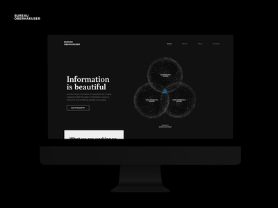 New Website branding design user experience data visualization ux infographic information design user interface interface ui