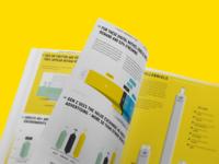 Media Economy Report Vol. 14 infographics dataviz graphicdesign editorial design editorial information design infographic data visualization illustration