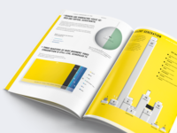 Media Economy Report Vol. 14 editorial design editorial magazine infographics data visualisation data visulization data dataviz barchart pie chart bar charts bar chart illustration information design data visualization infographic