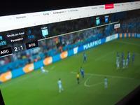 Worldcup score big
