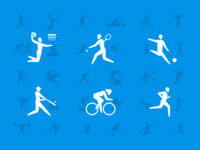 WHOOP Activity Icons