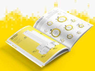 Media Economy Report Vol.13 report magazine magazin print data visualisation data viz data vis data visulization information design infographics infograhic