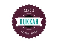 Fun Dukkah Jar Label
