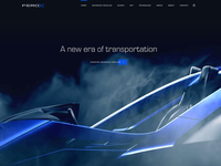 Ferox Advanced Vehicles Website