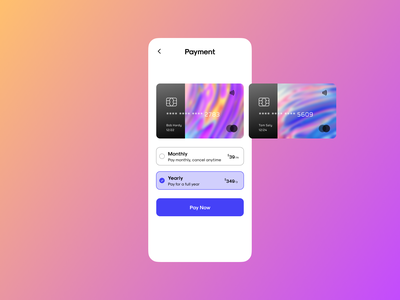 Credit Card Checkout | Daily UI Challenge 002 daily ui credit card form credit cards creditcardcheckout credit card creditcard credit ecommerce design ecommerce shop ecommerce app ecommerce mobile design mobile app design mobile app mobile ui mobile design ux ui minimal