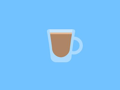 Uber Fam #2 uber sketch series minimal illustration flat coffee espresso