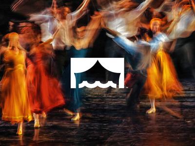 Logo for Teater Basen