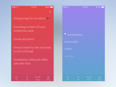 3 Good Things App minimalism psychology positivity app journal iphone ios