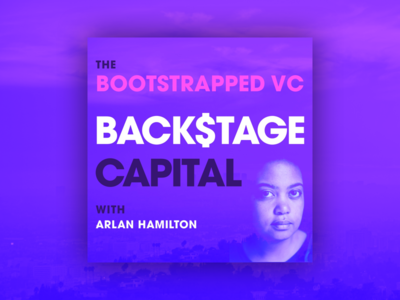 The Bootstrapped VC Podcast Cover startups venturecapital vc coverart cover podcast