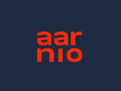 Aarnio Stacked Logo