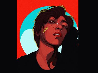 New illustration digitalart vector draw drawing art design illustration
