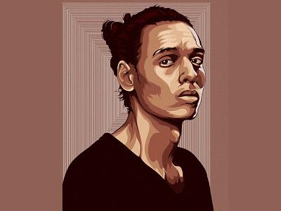 '' marawan pablo '' digitalart vector draw drawing art design illustration
