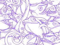 Chameleonpattern
