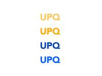 UPQ branding & colour experimentation