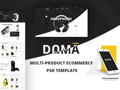 Dama - Multi Prodcut eCommerce