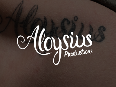 Aloysius Productions production company digitize tattoo film lowell