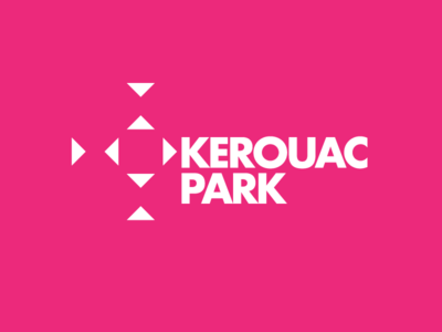 Kerouac Park Logo