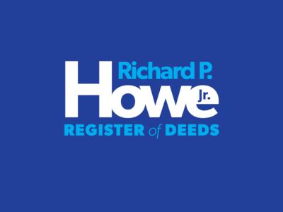 Richard Howe Campaign Logo