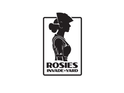 Rosies Invade the Yard Logo