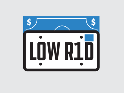 Pay-By-Plate Icon
