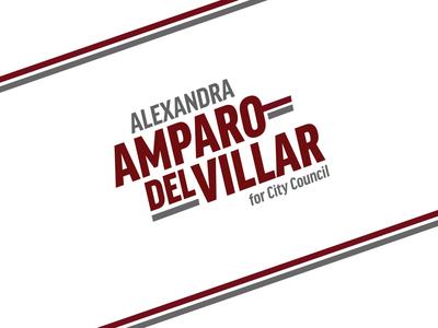 Amparo-Del Villar Campaign