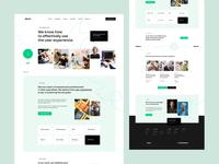 Skilly illustration poland visiontrust skill portfolio wordpress agency seo minimalistic animation landingpage onepage webdesigner webdesign website web ui ux