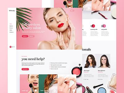 Beauty 💄 spa woman katowice poland agency creative cosmetics beauty blog wordpress theme