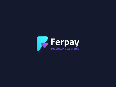 FerPay.com 💴💵 poland katowice agency letter pay money design ci id identity logotype logo