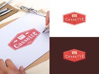Cassette logo 📼
