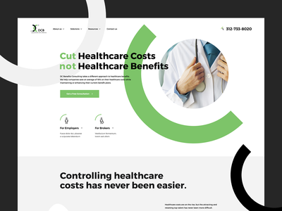DC Benefits Consulting