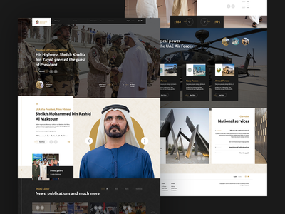 UAE Minister Of State For Defence Affairs