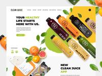 Clean Juice 🌿
