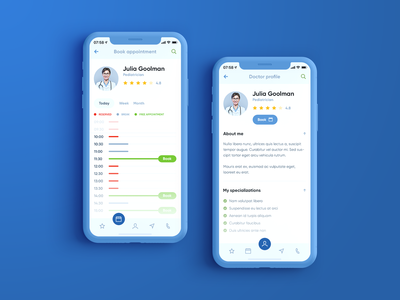 Appointment 👩⚕️📆 App