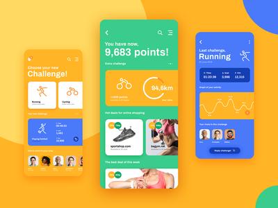 BeCardio App 🚴♂️🏃♀️