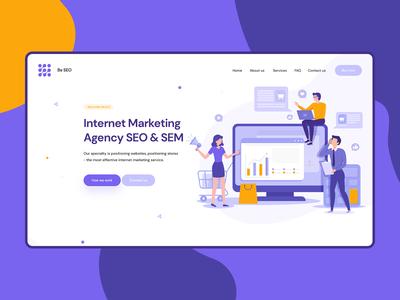 SEO/SEM Agency