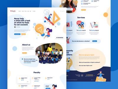 VidyArk Montessori School 📖